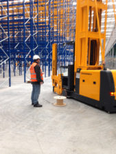 L.I.F.T.D. Training offered on a wide range of industrial lift trucks.